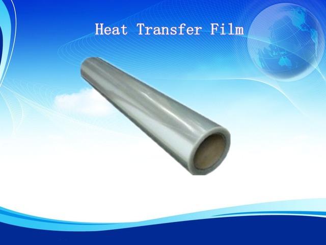0.5cm*30m for roll transfer film transparent transfer film for dark heat transfer paper ecosolvent dark paper
