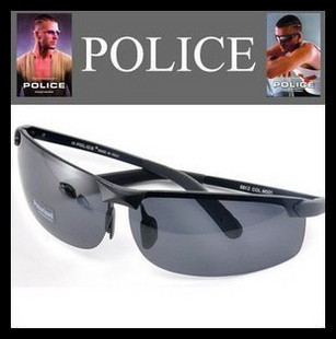 free shipping, 6812 sunglasses, male sunglasses, pol1ce polarized sunglasses, male driving glasses,