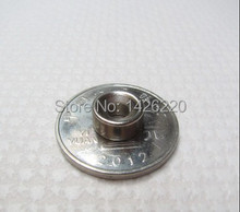50pcs  Strong Ring Magnet 15mm x3mm Countersunk Hole 4mm Rare Earth Neo Neodymium