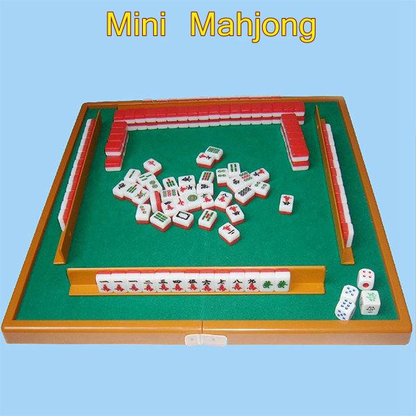 Chinese Mini Mahjong Games
