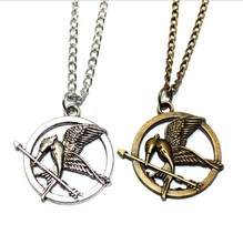2015 Sunshine jewelry store the hunger games necklaces & pendants Statement Necklace Free Shipping(China (Mainland))