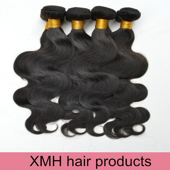 6A Grade Unprocessed Brazilian Virgin Hair Body Wave 4pcs/lot Brazilian Body Wave Human Hair Weaves Aliexpress hair<br><br>Aliexpress