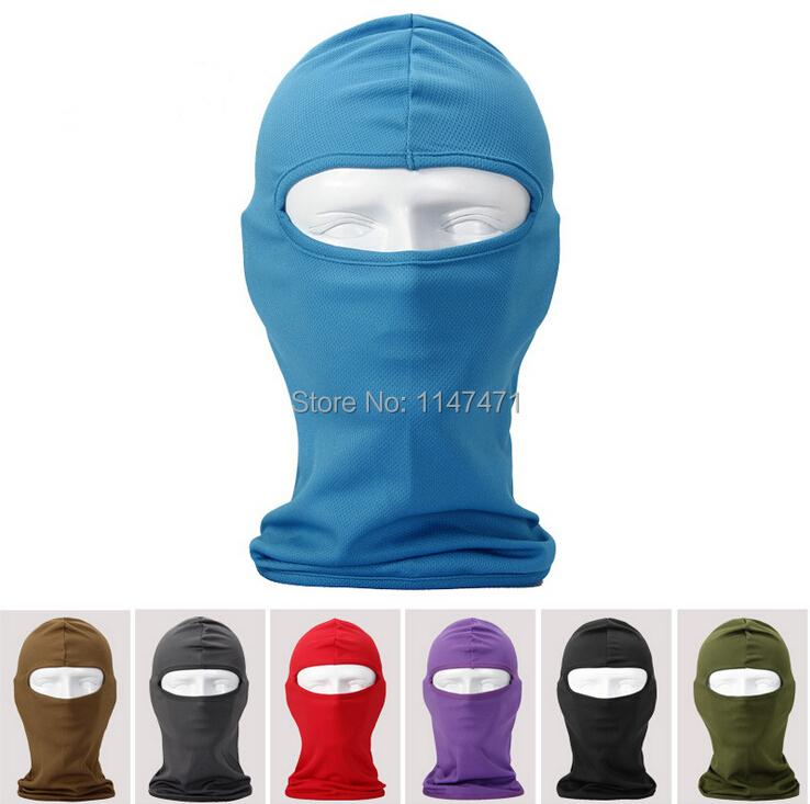 10XMotorcycle Cycling Ski Neck protecting Balaclava Full Face Neck Guard Skullies Headgear Mask Protection Luminous Skeleton Cap(China (Mainland))