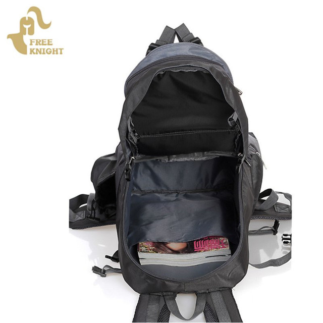 50L Waterproof Nylon Large Capacity Backpack