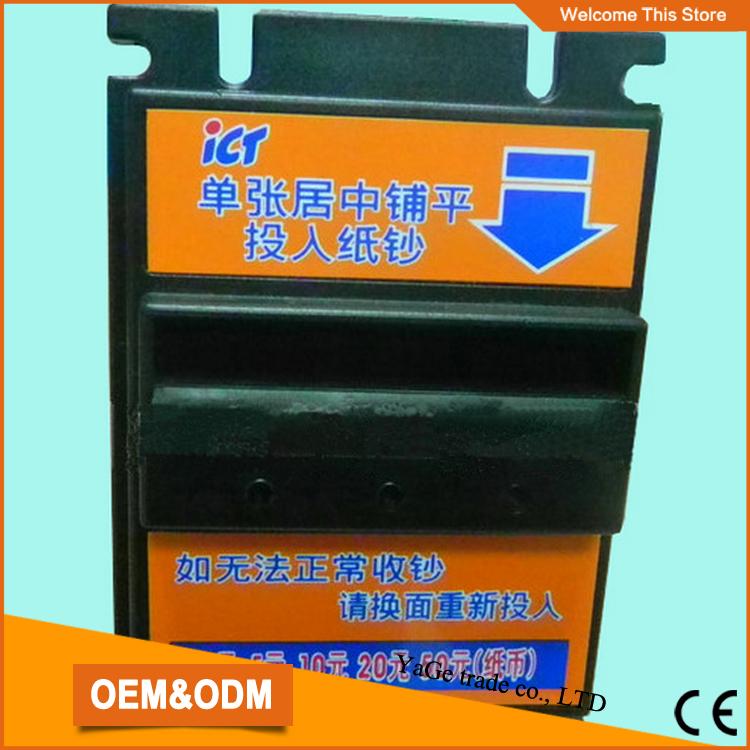 2015 new product Paper money recognizer gambling/slot cabinet game machine vending machine(China (Mainland))