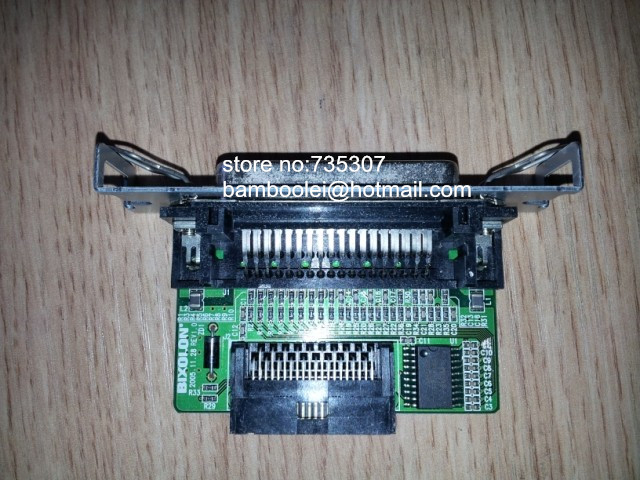 Original and new parallel interface card interface board for BIXOLON SRP270/SRP275/SRP350 printer(China (Mainland))