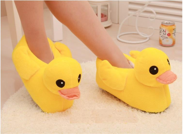 animal bedroom slippers 3