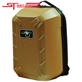 Newest DJI Phantom 4 Bag Gold Backpack Carrying Case Handle Hardshell Bag for DJI Phantom 4