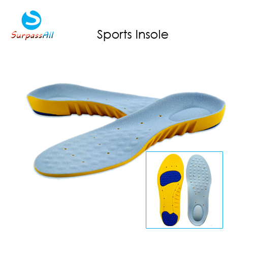 Memory Foam Man/Women Arch Supports Shock Absorption Thickening Breathable Basketball Running Sports athletic Shoe Insoles Pads(China (Mainland))
