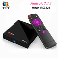 Original R TV BOX MINI RK3328 Android 7 1 TV BOX 1GB 8GB 64bit HDR10