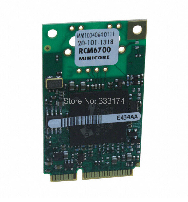 Rabbit Semiconductor 20-101-1318  Embedded - Microcontroller or Microprocessor Modules <br>