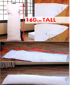 New Deluxe Grand Siberian Anime Dakimakura Hugging Body Inner Pillow 160 x 50 cm 63 x