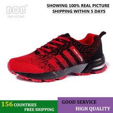 Free Shipping Men and Women Shoes Lace-Up Running Shoes EVA Light Sport Shoes  35~44(China (Mainland))