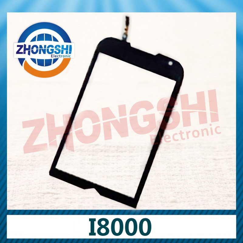 Brand New for Samsung Omnia II I8000 Touch Screen Glass Replacement Digitizer Lens Free Shipping(China (Mainland))