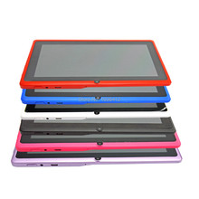 7 inch  Dual core android tablet pc HDMI Q88 512RAM 4GB ROM android 4.2 OTG WIFI dual camera capacitive Screen