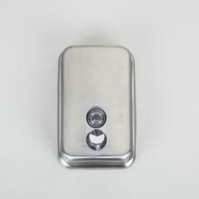 e-pak Ouboni Wall Mounted Hand Liquid Soap Dispenser Hands Push Liquid Soap Dispenser Bathroom Dispenser(China (Mainland))