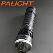 High light flashlight LED long shots flashlight charging 26650 searchlights T6L2 xenon lamp(China (Mainland))