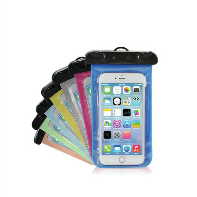Multicolor Waterproof Bag Case Pouch Universal Phone Underwater Durable Bag For Mobile Phone(China (Mainland))