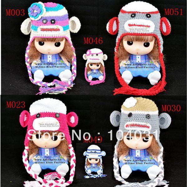 to crochet hats for babies handmade crochet hat make cap crochet(China (Mainland))
