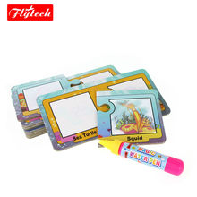 Colorful Learning Card Game Learn English Language Word Puzzle Cards Children Educational Toys Baby Learning Literacy Fun(China (Mainland))