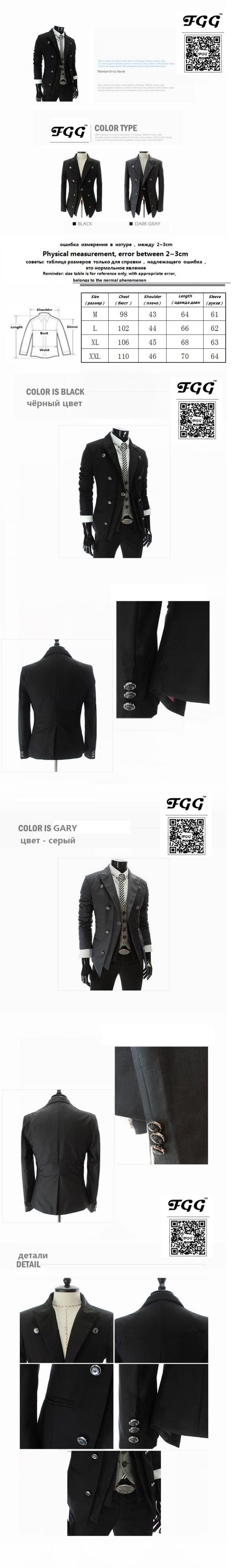 MDJ зимой Британский стиль пальто длинные двойной грудью мужские куртки бренда на открытом воздухе пальто черный