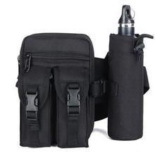 2014 Hot sale Lightweight Belt Water Bottle Waist Bags women men Outdoor Sports Camping Small Mess