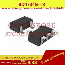 Diy Kit Electronic Production BD4734G-TR IC RESET CPU BIPOLAR 3.4V 5SSOP 4734 BD4734 2 - Chips Store store