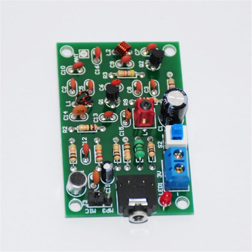 радио схема беспроводной