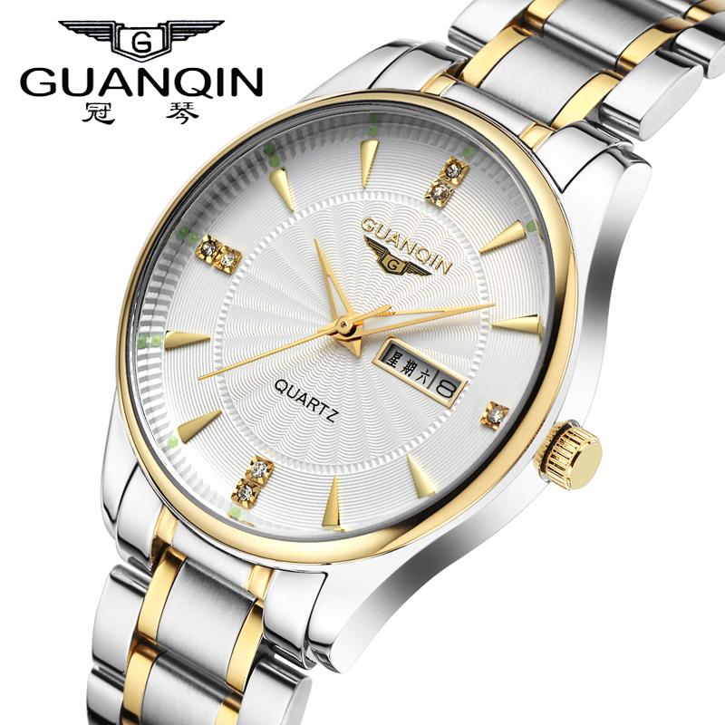 Violin male watch quartz watch luminous mens watch ultra-thin table waterproof stainless steel<br><br>Aliexpress