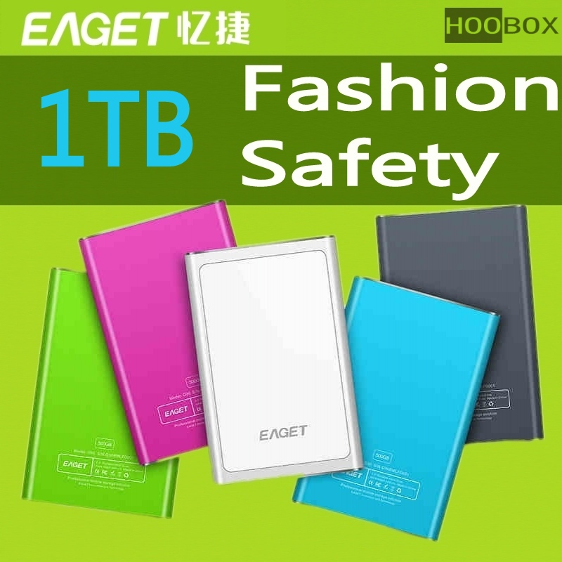 Eaget 1TB External Hard Drives 2015 new Fast-moving USB 3.0 Portable Extern Disco Duro Externo HDD Hard Disk Drive 4 colors(China (Mainland))