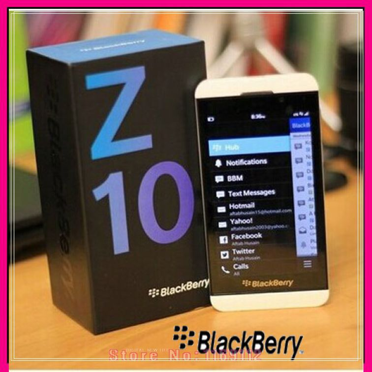 Blackberry Z10 Unlocked Dual core GPS Wi-Fi 8.0MP 4.2 inch TouchScreen 2G RAM 16G RAM Cell Phones Freeshipping(China (Mainland))