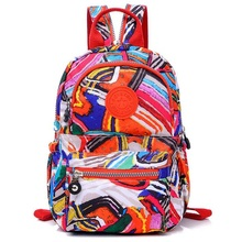 New Women Backpack 2016 Oxford Fashion Multifunction Sport Travel Backpacks School Bag Crossbody Sling Chest Bags Sac Femme