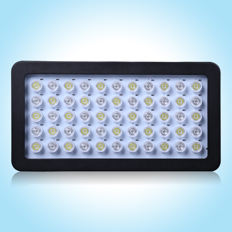 Free Shipping Factory Direct Supply 100% high quality Wholesale 165W Led Aquarium Lights for Coral Reef(China (Mainland))