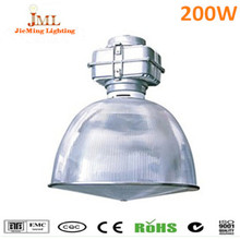 Unique Electrodeless Discharge Industrial Lamp 200W lamps aluminum hosing material induction high bay workshop(China (Mainland))