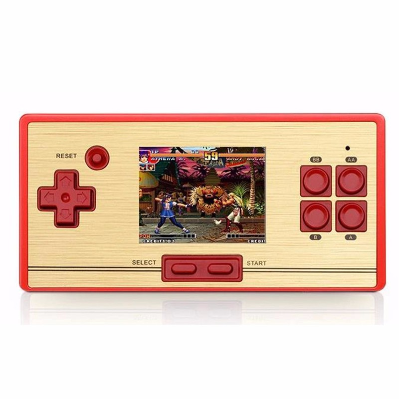 RS-20 hot sale classic retro 30 anniversary video game children's handheld game console 2.6 inch screen 600 games tv game(China (Mainland))