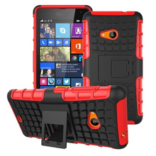 For Nokia 535 case Heavy Duty Defender Case impact Hybrid Armor Hard Cover For Microsoft NOKIA Lumia N535 1090 1089 Phone Cases(China (Mainland))