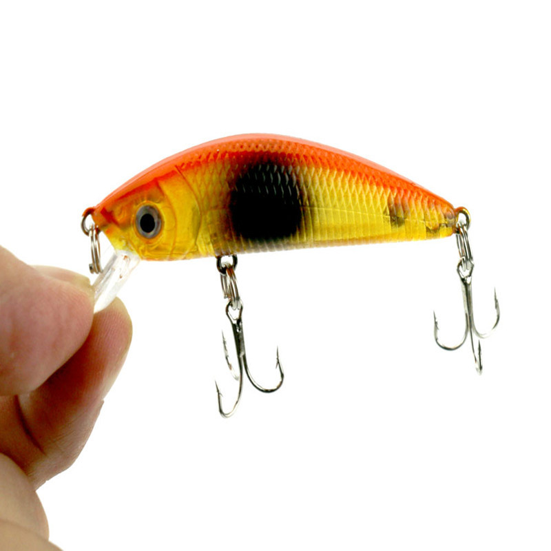 Protection 7cm 8g Mino Environmental false bait fish lure false(China (Mainland))