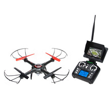 JJRC/Wltoys V686G 6-Axis 2.4G 4CH 5.8G Real-time Images UFO RC FPV Quadcopter Drone with 2.0MP Camera One-Key Return and CF Mode