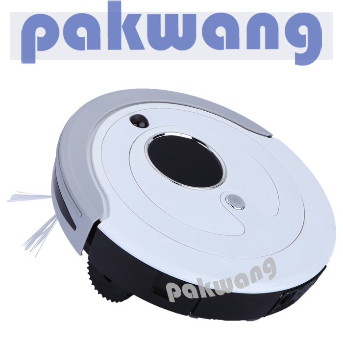 Newest Multifunctional Wet&Dry Mop Automatic Vacuum Cleaner Robot With solvent print head cleaner(China (Mainland))