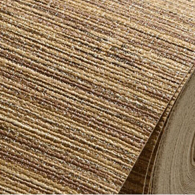 High quality plain textured vinyl wallpaper roll modern designer grass wall paper for bedroom living room(China (Mainland))