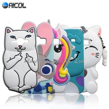 Buy Stitch Case Glaxy J1 2015 Cute Cat Soft Case Samsung Galaxy J1 J100 J100H Rabbit Minnie Kitty Dog Horse Cover for $2.37 in AliExpress store