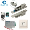 Electric Bolt Lock Fail Safe NC Mode DC 12V For Access Control Wood Metal Door