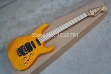 new SL2H USA Soloist Maple neck Active pickups finish inlays signature Custom Body 6 strings Jackson electric guitar 14815(China (Mainland))