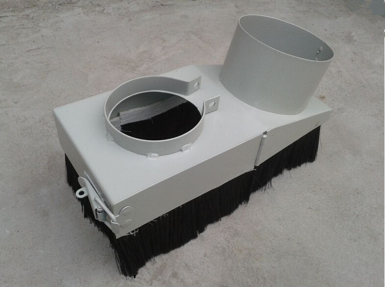65mm cnc dust collector cover CNC Router Accessories for 800w spindle use(China (Mainland))