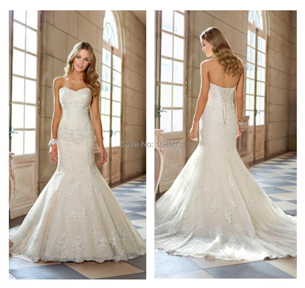 Wedding Wedding Dresses Orlando bridal gown picture more detailed about 2016 hot sale wedding dresses elegant mermaid appliques formal dress romantic princess whiteivory vestidos