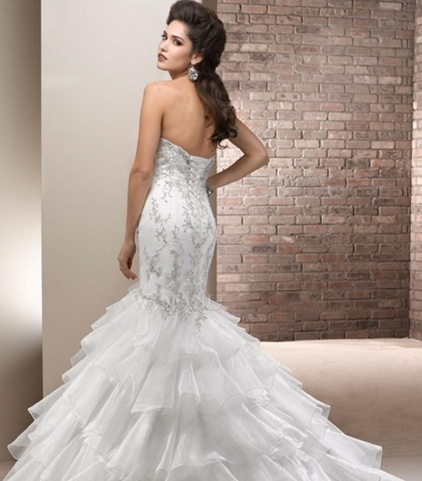 Wedding Dresses Bride Weeding vestido de noiva robe de mariage mariee ...