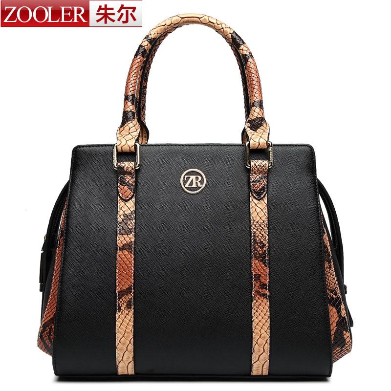 Гаджет  ZOOLER genuine leather Bag 2015 High Quality Top-Handle Bags Women Leather Handbags shoulder bag luxury Stylish Bolsa Feminina None Камера и Сумки
