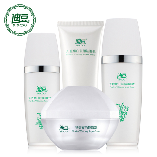 Would 4 freckle whitening skincare set chinese medicine blemish