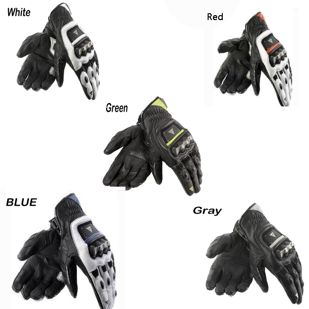 MOTO GP Guanto 4 Stroke Evo Short Racing Motorcycle Gloves Black Size M, L, XL(China (Mainland))