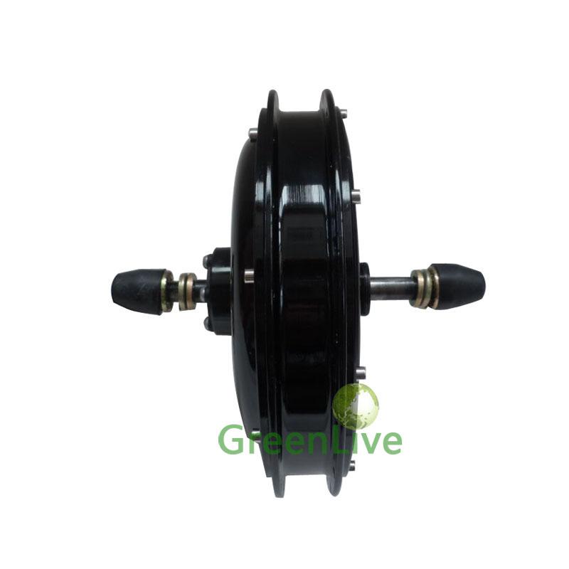 E-bike brushless DC 48V/60V 1500W gearless motor high power stronger 205 spoke motor<br><br>Aliexpress